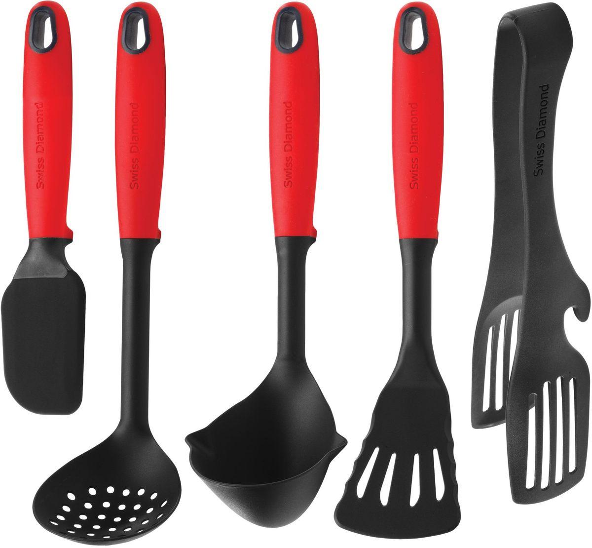 Кухонный набор SDTS02, Силикон, Пластик