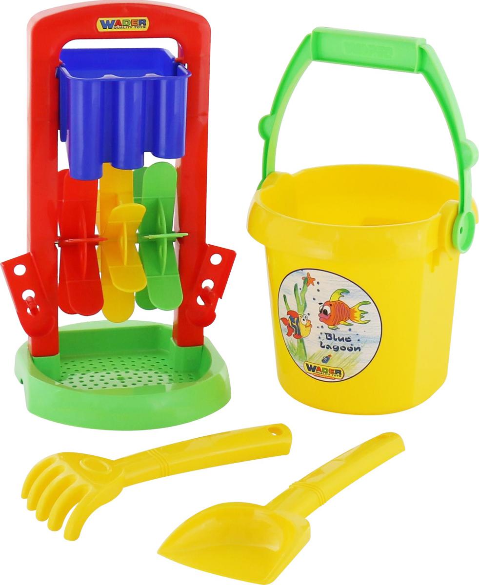 Фото - Полесье Набор игрушек для песочницы №391, цвет в ассортименте полесье набор игрушек для песочницы 468 цвет в ассортименте