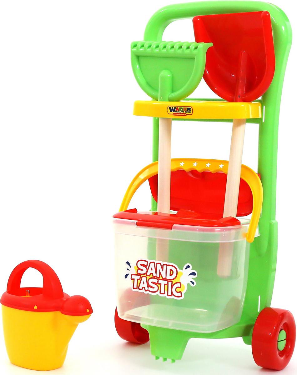 Фото - Полесье Набор игрушек для песочницы №394 Sand Tastic, цвет в ассортименте полесье набор игрушек для песочницы 281 цвет в ассортименте