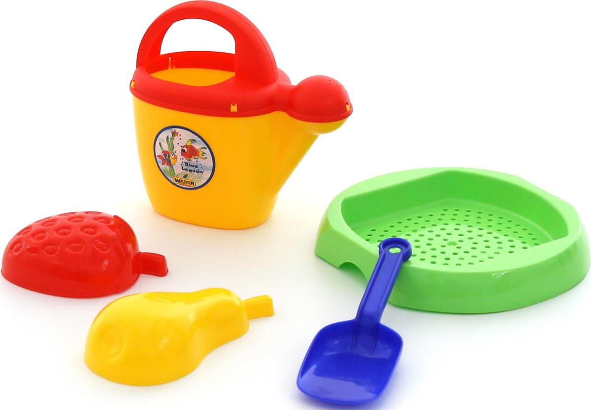 Полесье Набор игрушек для песочницы №403, цвет в ассортименте полесье набор игрушек для песочницы 467 цвет в ассортименте