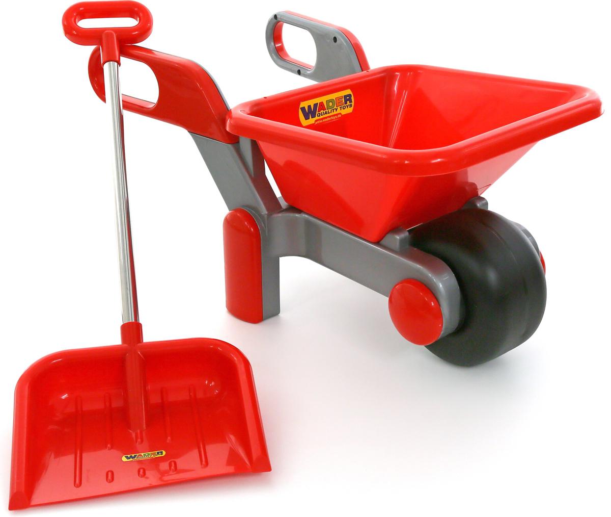 Полесье Набор игрушек для песочницы №446, цвет в ассортименте