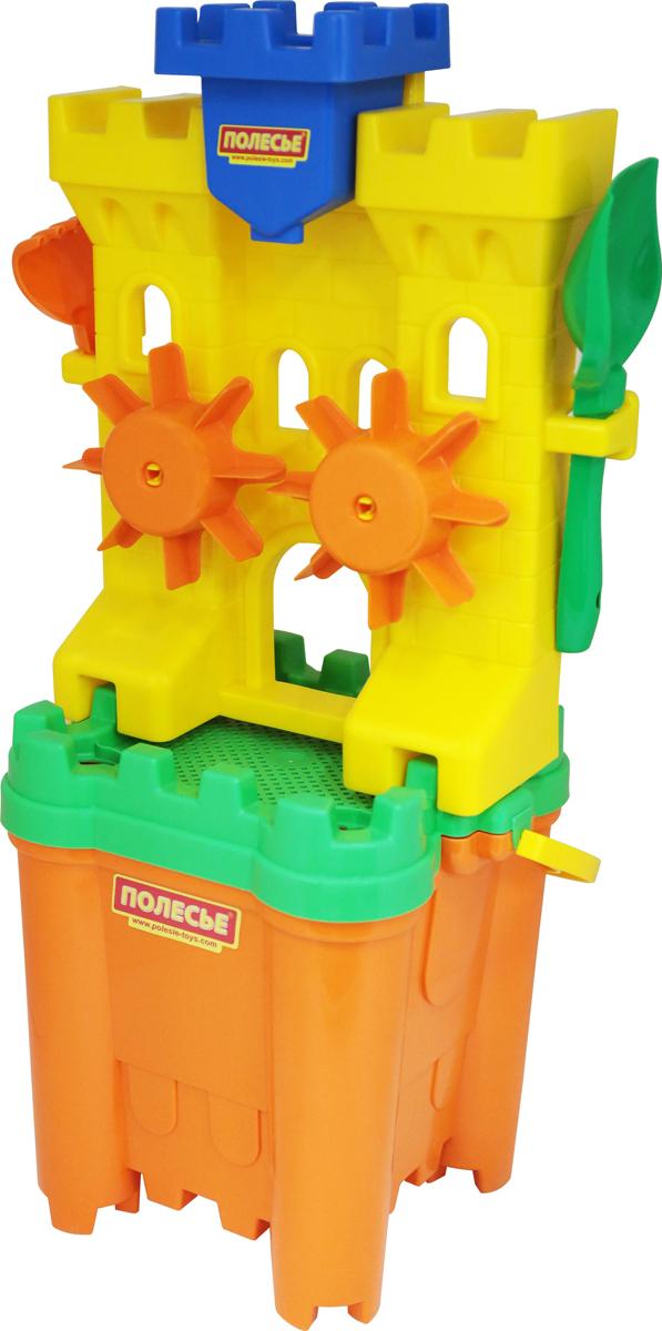 Полесье Набор игрушек для песочницы №467, цвет в ассортименте полесье набор игрушек для песочницы 467 цвет в ассортименте