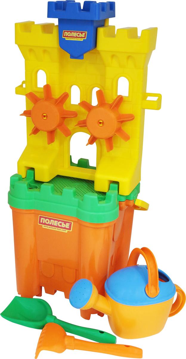 Фото - Полесье Набор игрушек для песочницы №468, цвет в ассортименте полесье набор игрушек для песочницы 468 цвет в ассортименте