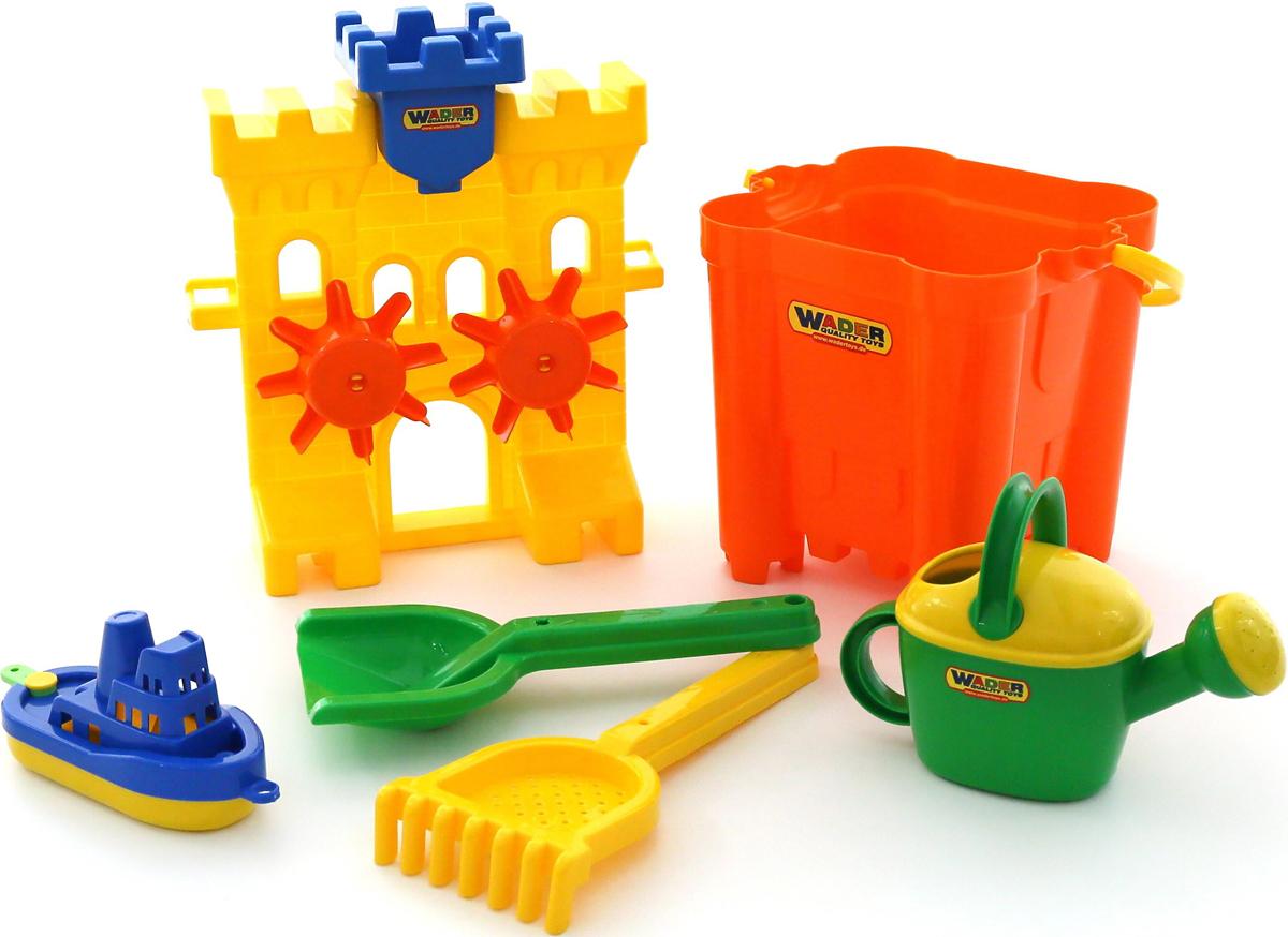 Полесье Набор игрушек для песочницы №472, цвет в ассортименте полесье набор игрушек для песочницы 467 цвет в ассортименте