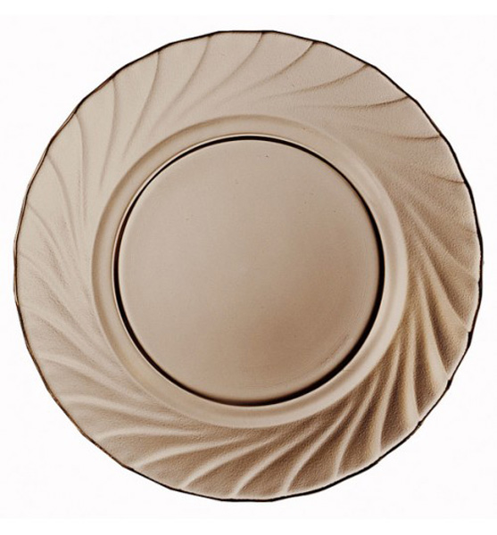 Тарелка десертная Luminarc Ocean Eclipse, диаметр 20 см тарелка десертная luminarc bulla 22 см