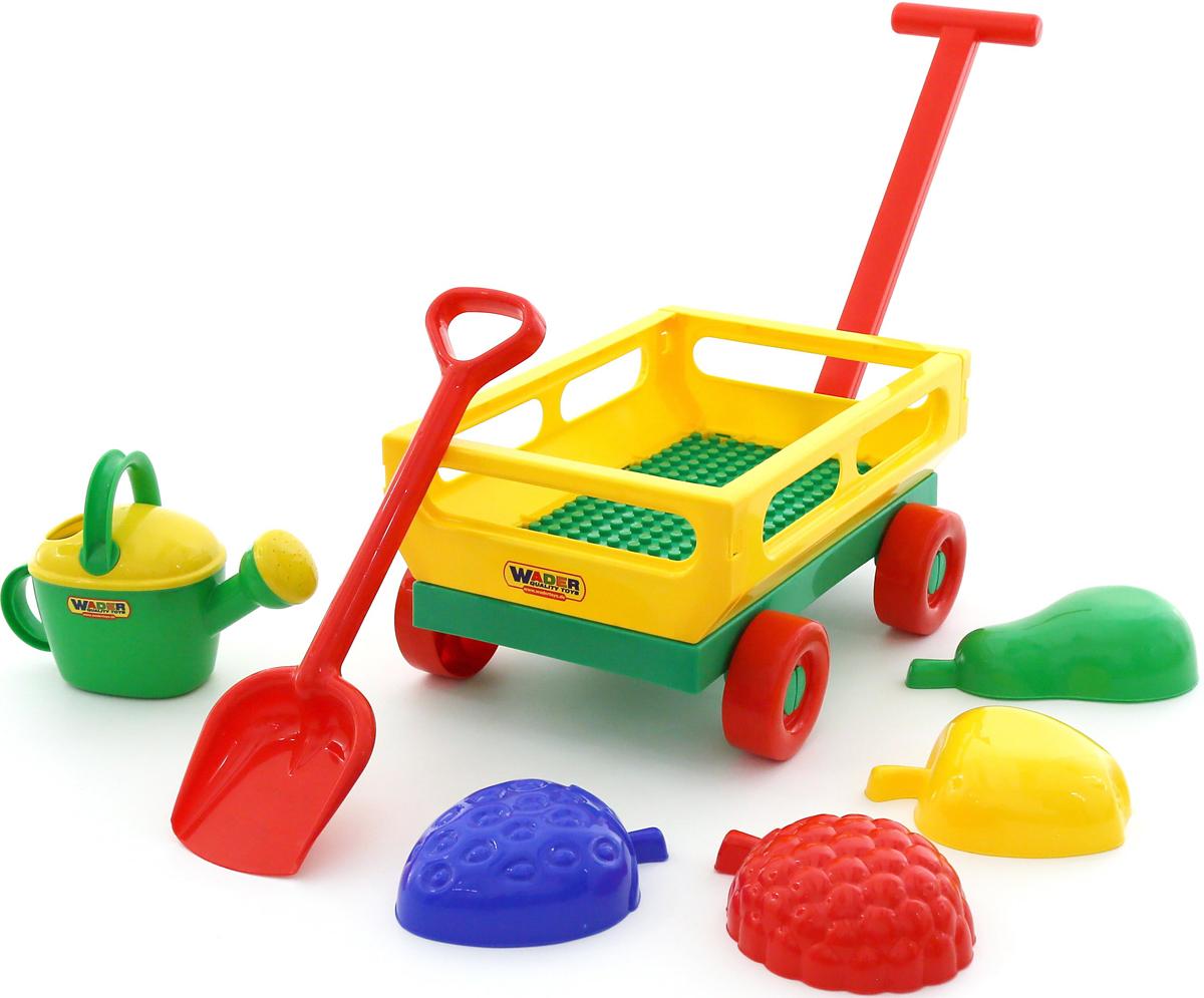 Фото - Полесье Набор игрушек для песочницы №483, цвет в ассортименте полесье набор игрушек для песочницы 468 цвет в ассортименте