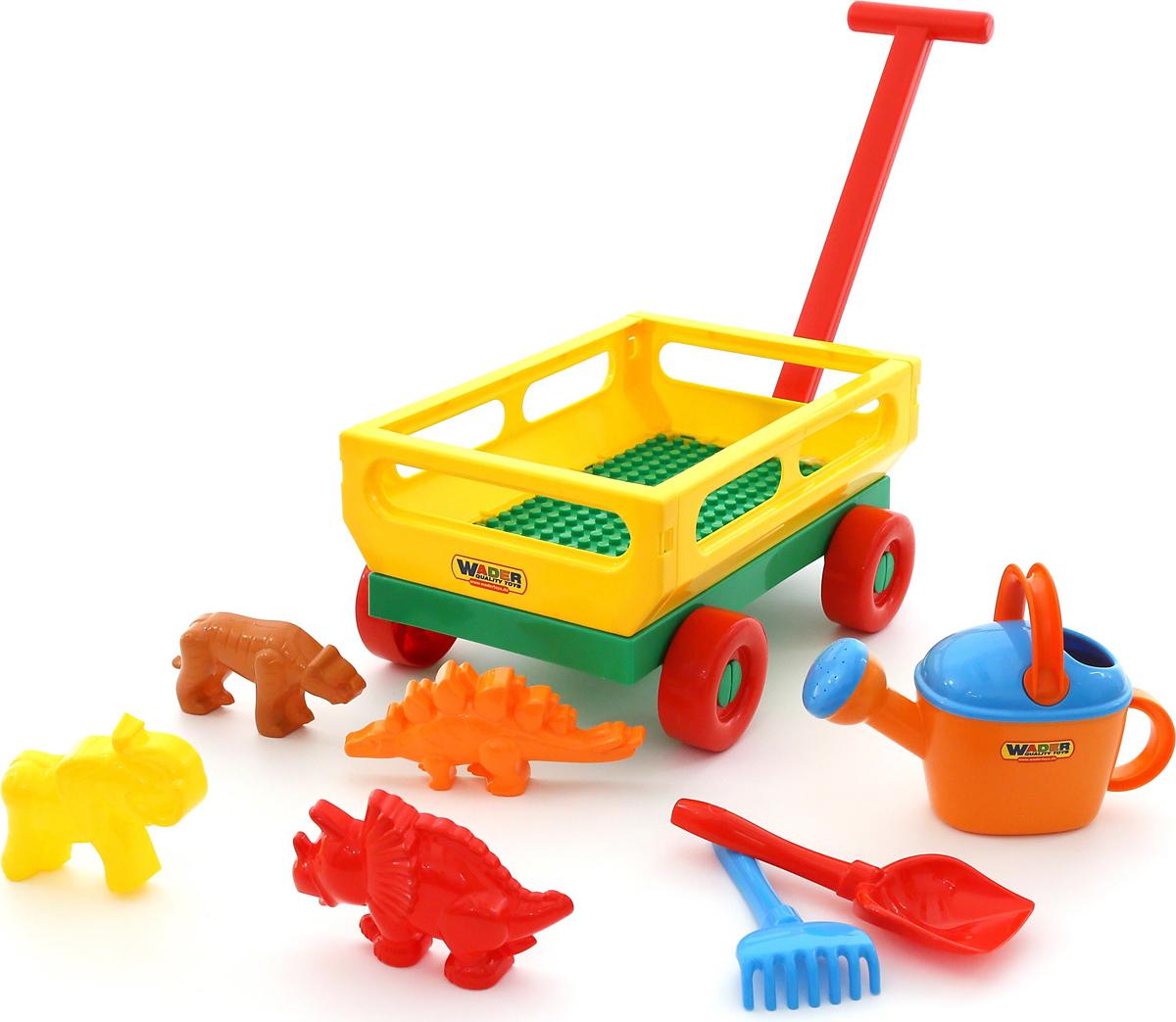 Полесье Набор игрушек для песочницы №485, цвет в ассортименте