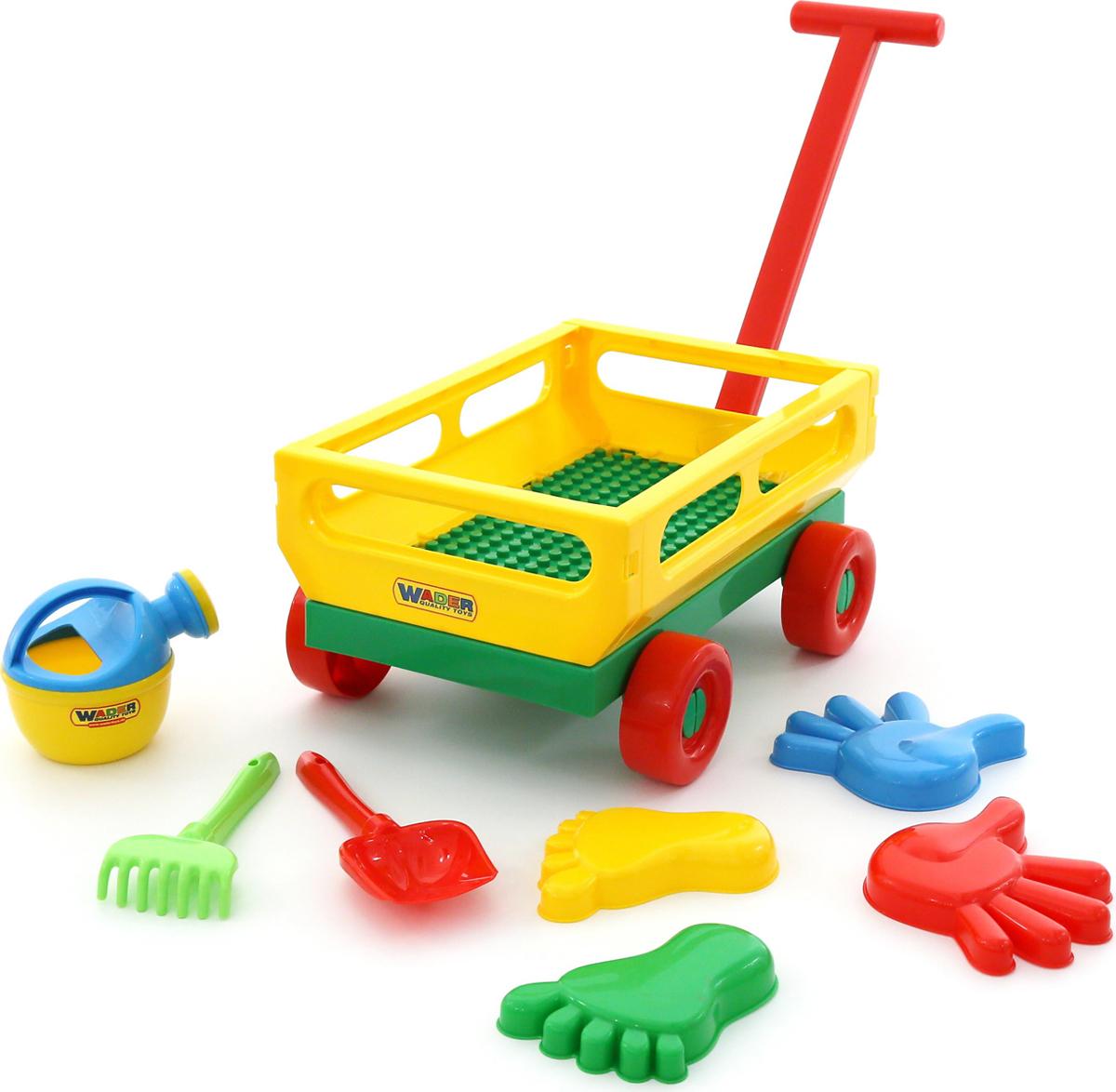 Полесье Набор игрушек для песочницы №486, цвет в ассортименте