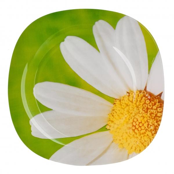 Тарелка обеденная Luminarc Carine Paquerette, диаметр 25 см luminarc carine paquerette 12 см