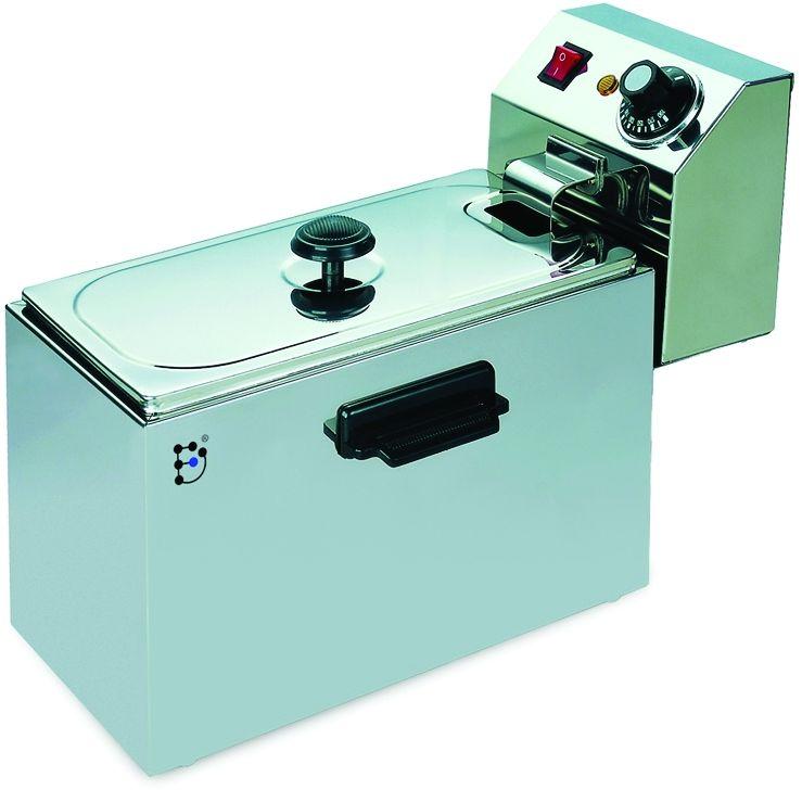 Фритюрница GASTRORAG CZG-40 free delivery ac230v 8 cm high quality axial flow fan cooling fan 8038 3 c 230 hb