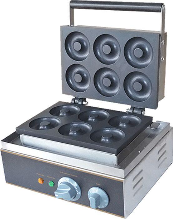 Аппарат для пончиков Gastrorag HDM-6 кремер gastrorag liss 2310 баллончики для кремера 10шт