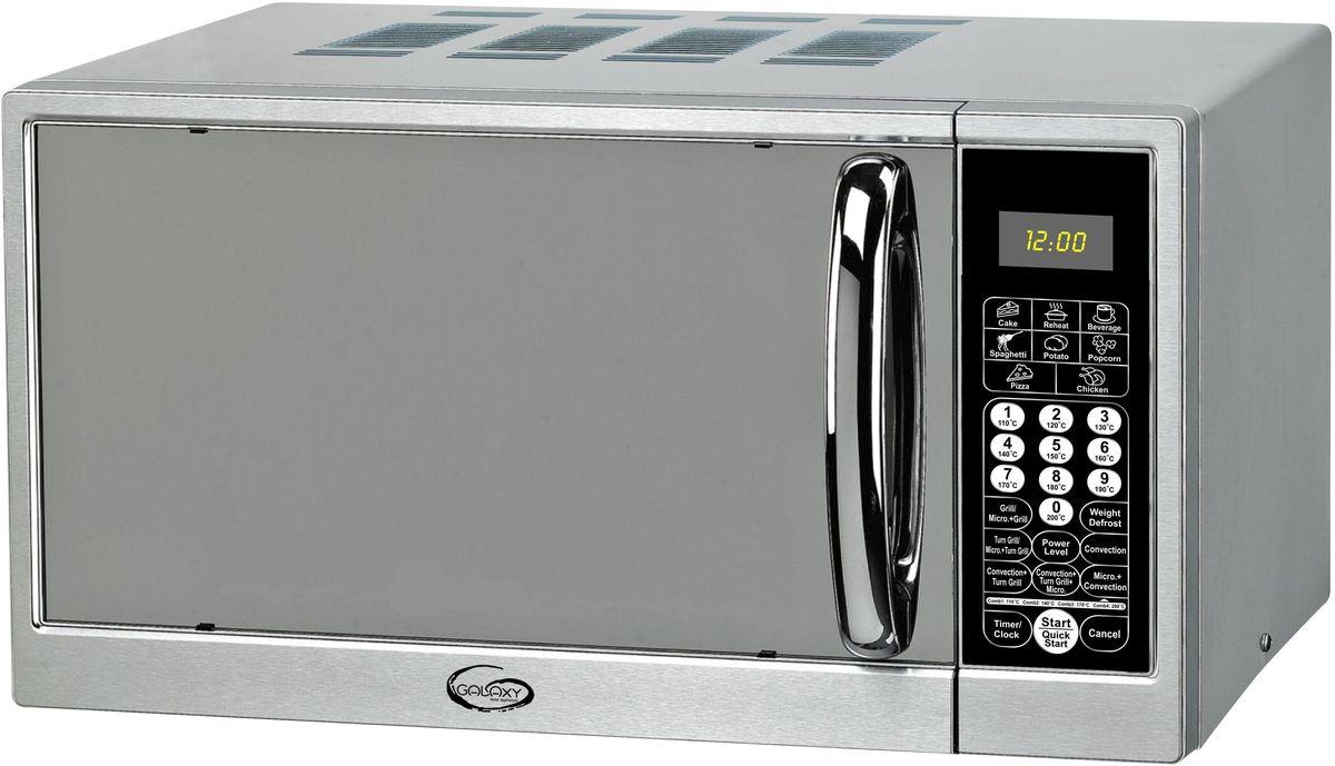 лучшая цена GASTRORAG WD90N30ATL-J9, Silver СВЧ-печь