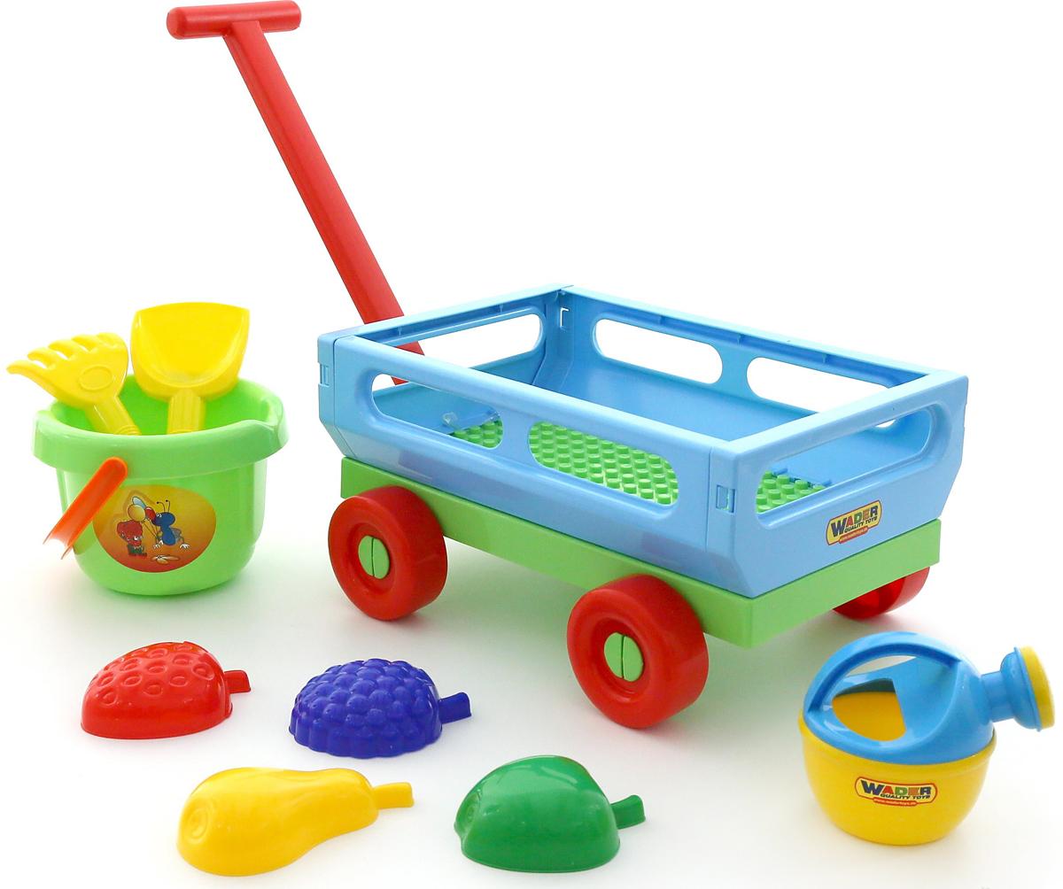 Полесье Набор игрушек для песочницы №492, цвет в ассортименте полесье набор игрушек для песочницы 467 цвет в ассортименте
