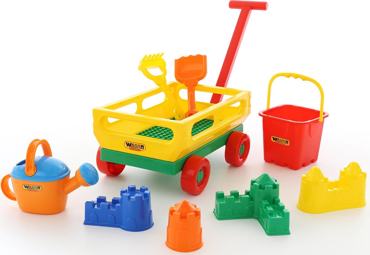 Полесье Набор игрушек для песочницы №493, цвет в ассортименте