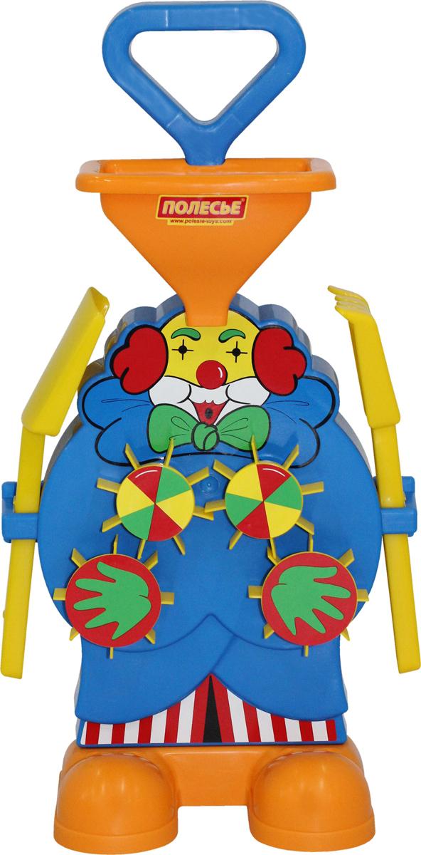 Фото - Полесье Набор игрушек для песочницы №498, цвет в ассортименте полесье набор игрушек для песочницы 468 цвет в ассортименте