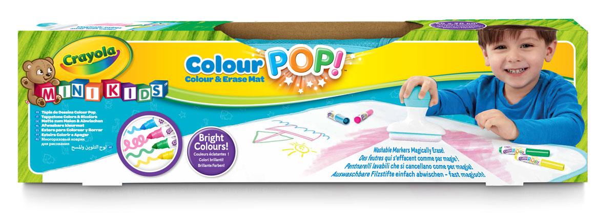 Crayola Коврик для рисования Color Pops