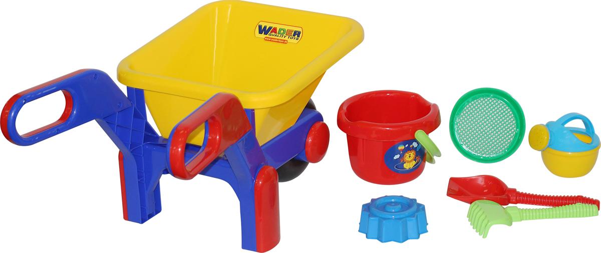 Полесье Набор игрушек для песочницы №544, цвет в ассортименте