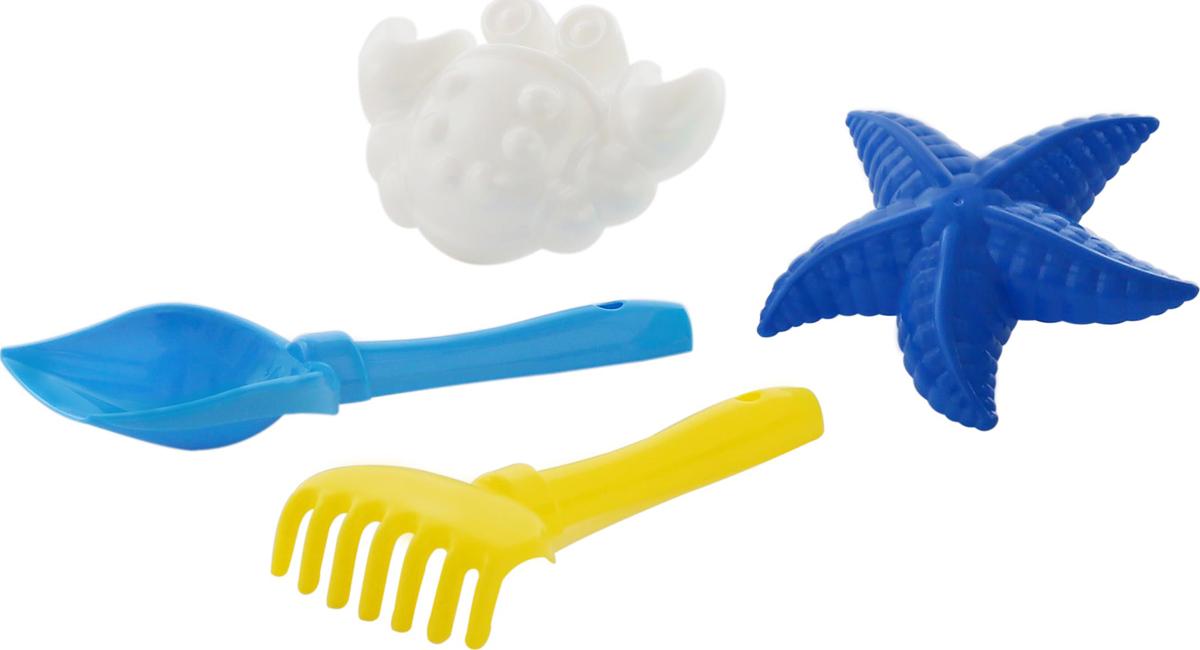 Фото - Полесье Набор игрушек для песочницы №561, цвет в ассортименте полесье набор игрушек для песочницы 468 цвет в ассортименте