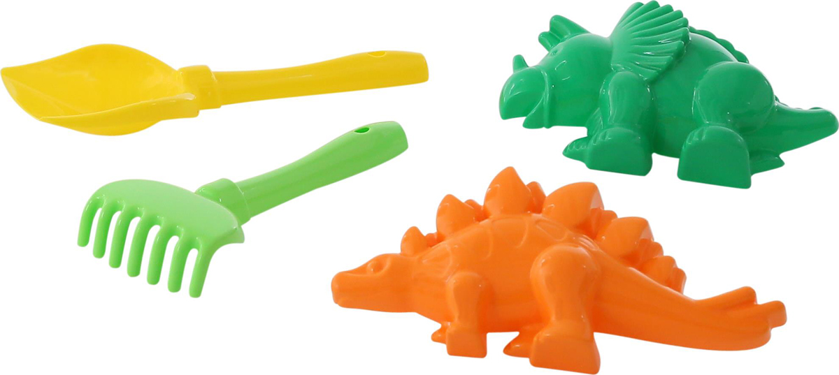 Полесье Набор игрушек для песочницы №564, цвет в ассортименте полесье набор игрушек для песочницы 467 цвет в ассортименте