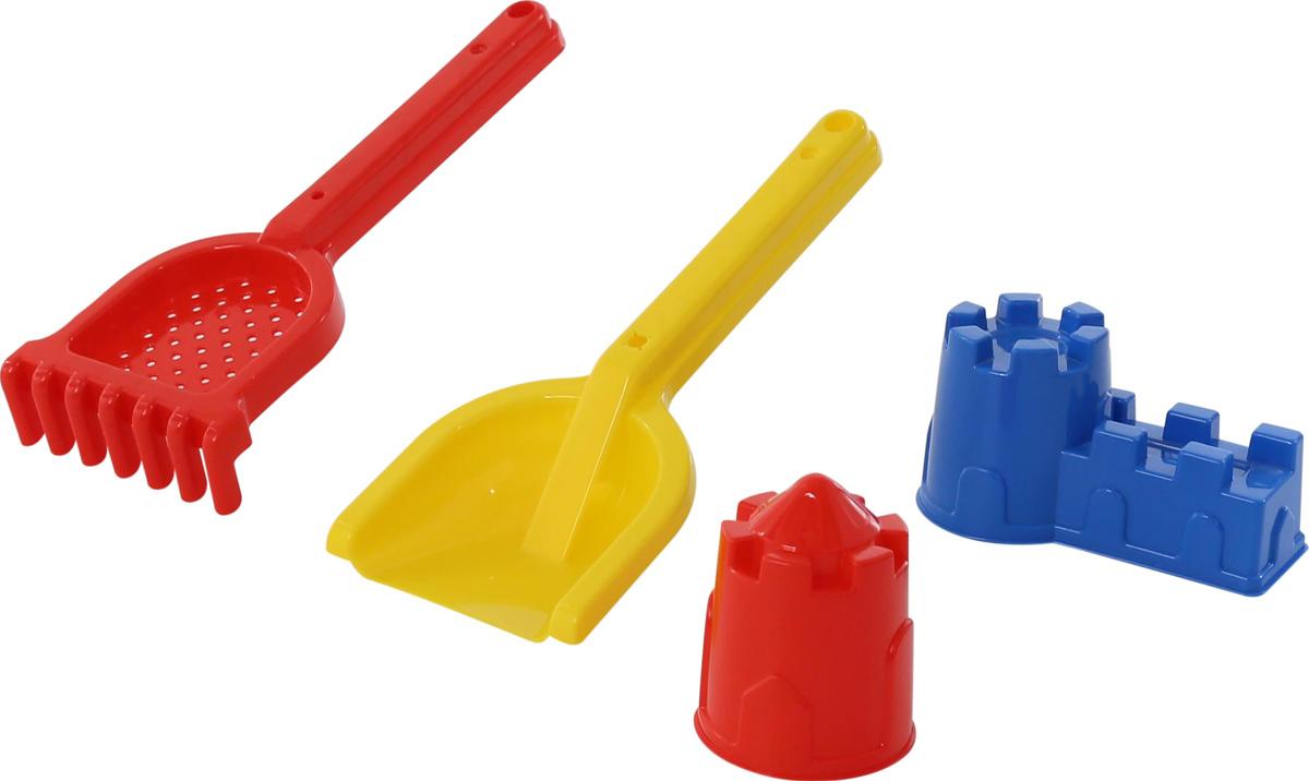 Фото - Полесье Набор игрушек для песочницы №568, цвет в ассортименте полесье набор игрушек для песочницы 468 цвет в ассортименте