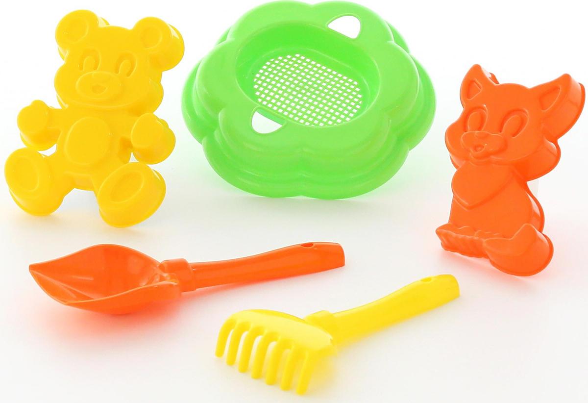 Фото - Полесье Набор игрушек для песочницы №90, цвет в ассортименте полесье набор игрушек для песочницы 281 цвет в ассортименте