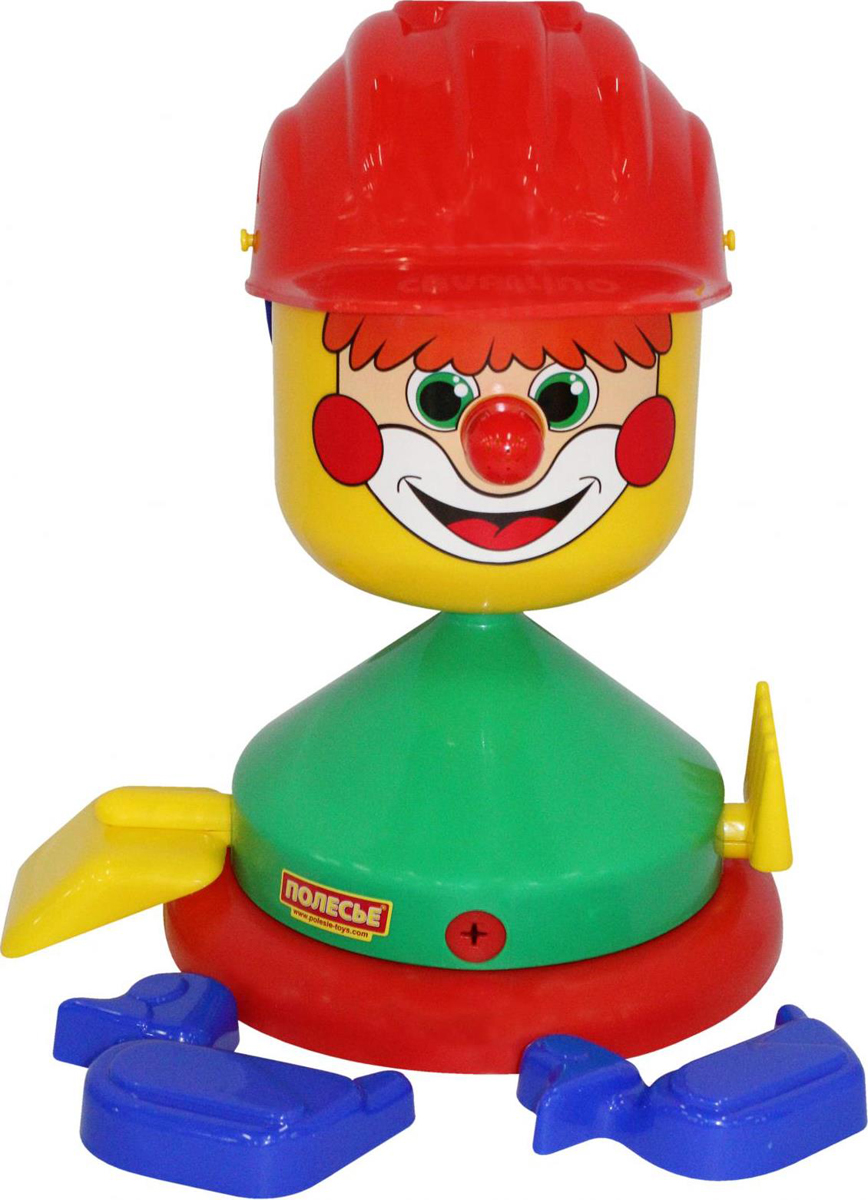 цена Полесье Набор игрушек для песочницы Строитель 8 предметов, цвет в ассортименте онлайн в 2017 году