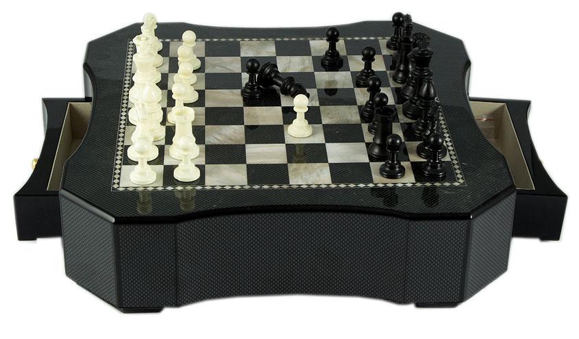 Шахматы Bianco Sole. 44541