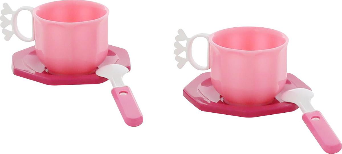 Фото - Полесье Набор игрушечной посуды Ретро 61676, цвет в ассортименте полесье набор игрушек для песочницы 468 цвет в ассортименте