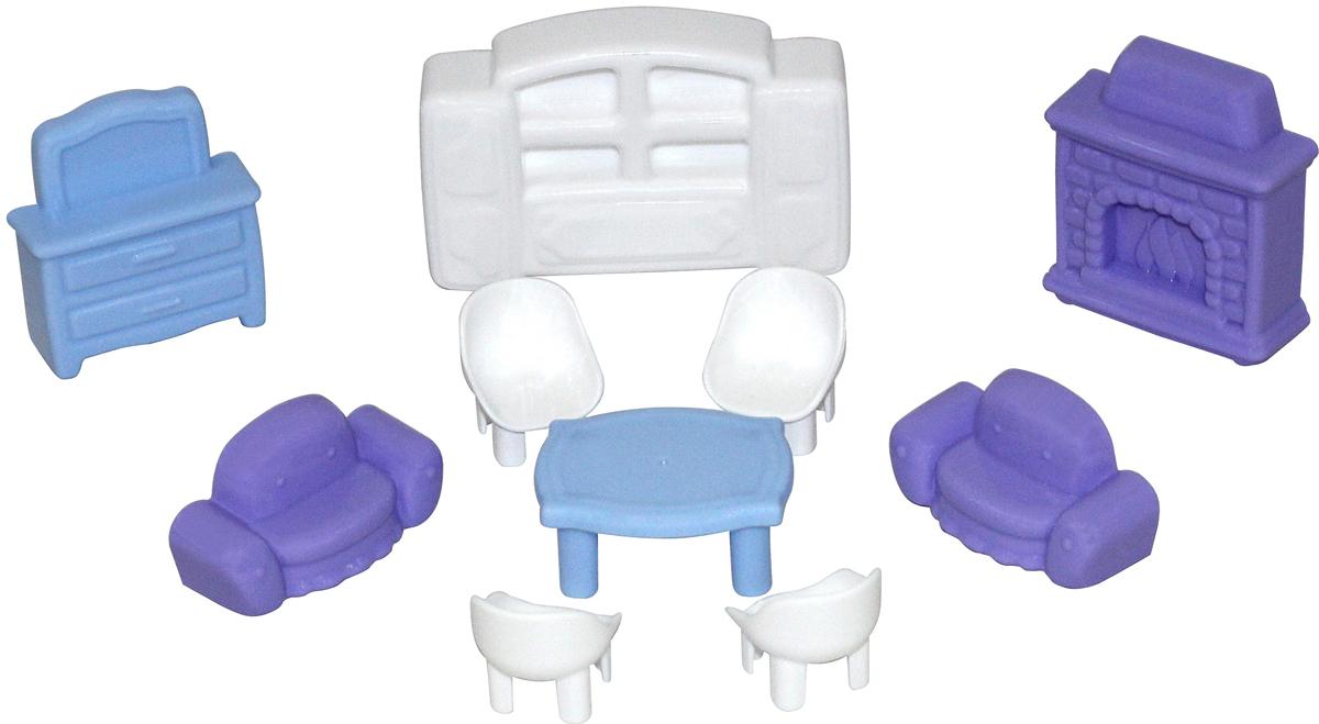 Фото - Полесье Набор мебели для кукол №3, цвет в ассортименте полесье набор игрушек для песочницы 468 цвет в ассортименте