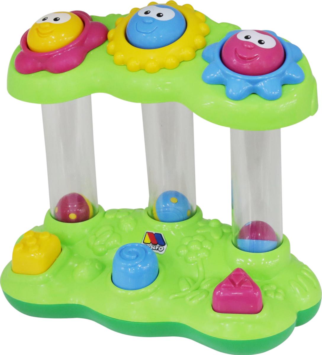Полесье Развивающая игрушка Забавный сад, цвет в ассортименте