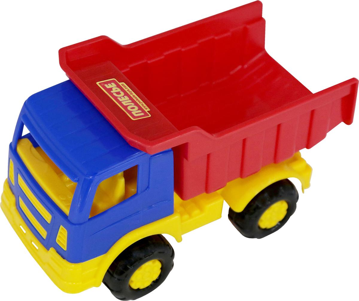 Полесье Самосвал Салют, цвет в ассортименте игрушка полесье самосвал салют 8946