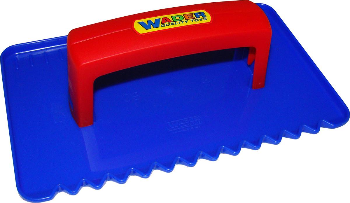 Фото - Полесье Терка строительная игрушечная №1, цвет в ассортименте полесье игрушечная тележка supermarket 1 с набором продуктов цвет в ассортименте