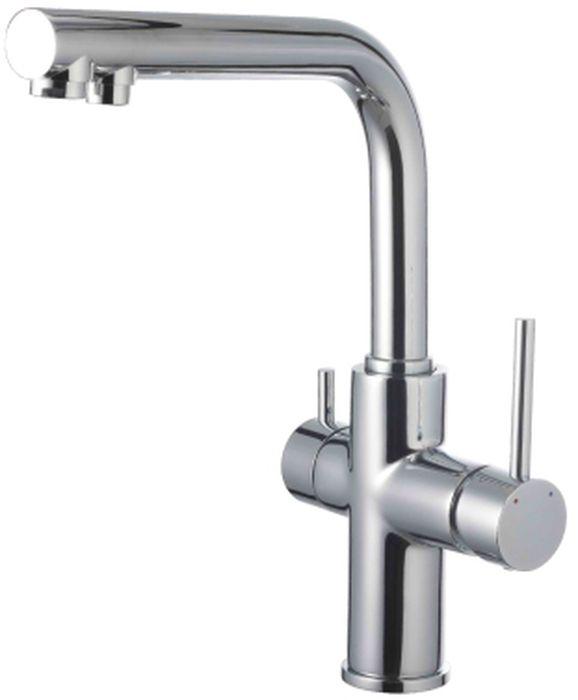 Смеситель для кухни Lemark Comfort, с подключением к фильтру с питьевой водой. LM3060C смеситель lemark comfort lm3060c