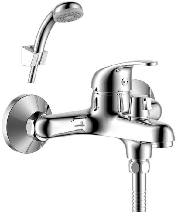 Смеситель Rossinka Silvermix, для ванны. Y35-30 цены онлайн