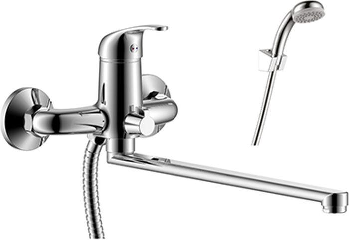 Смеситель Rossinka Silvermix, для ванны, универсальный. Y35-32 цены онлайн
