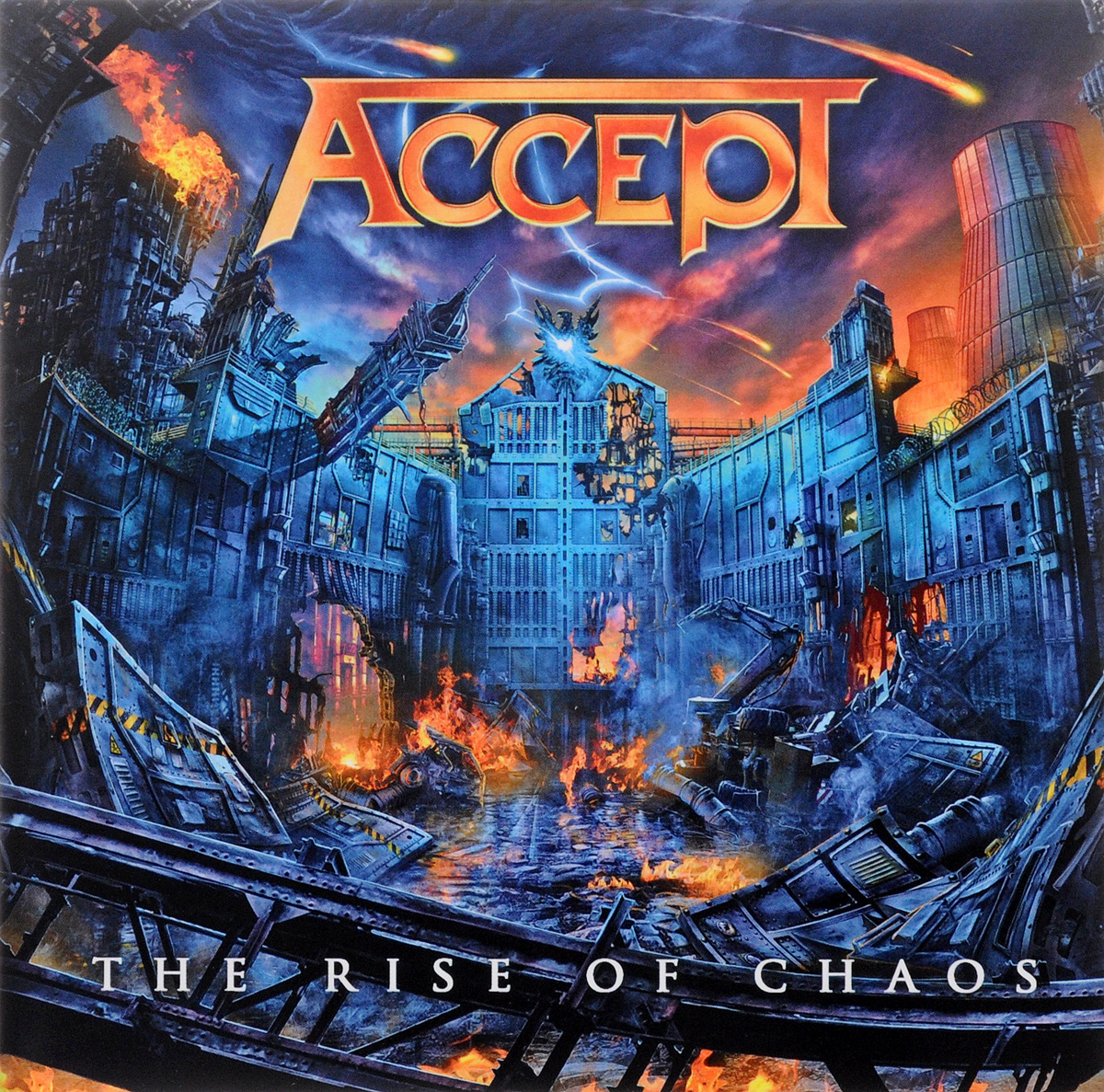 Accept Accept. The Rise Of Chaos the hand of chaos