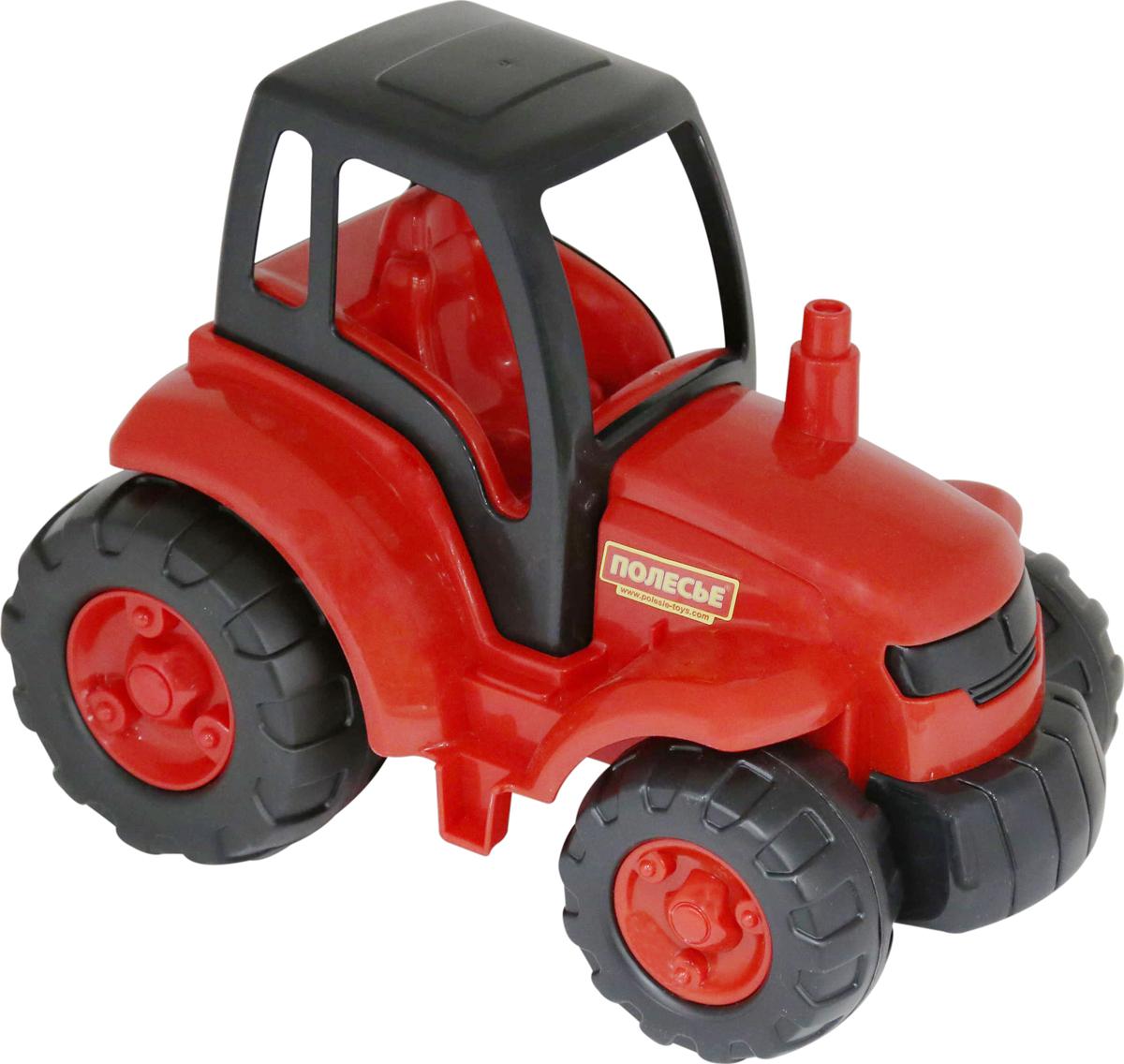 Полесье Трактор Чемпион, цвет в ассортименте полесье трактор чемпион