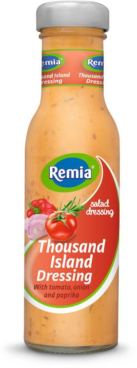 Remia Thousand Island соус тысяча островов, 0,25 л соус kula наршараб 450 г