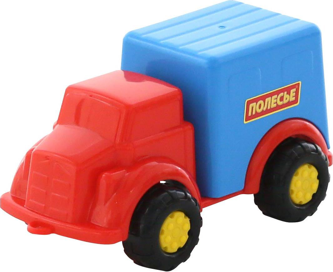 Полесье Фургон Антошка, цвет в ассортименте фургон форма малый фургон дальнобойщик 18 5 см в ассортименте