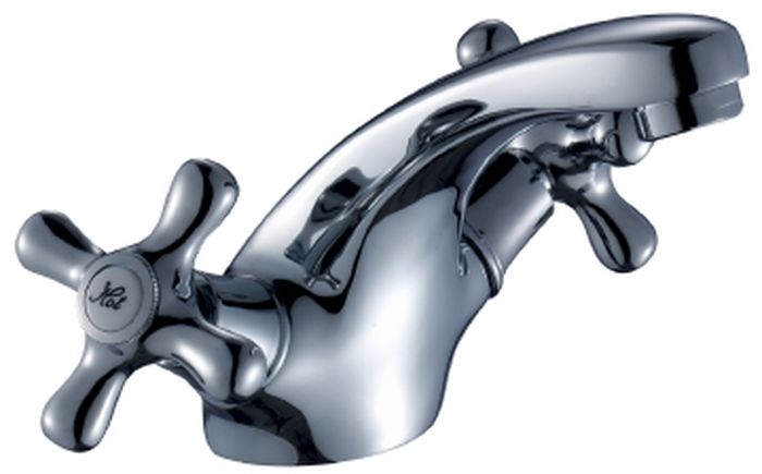 Смеситель Rossinka Silvermix, для раковины. H02-61 смеситель для раковины rossinka silvermix q02 61