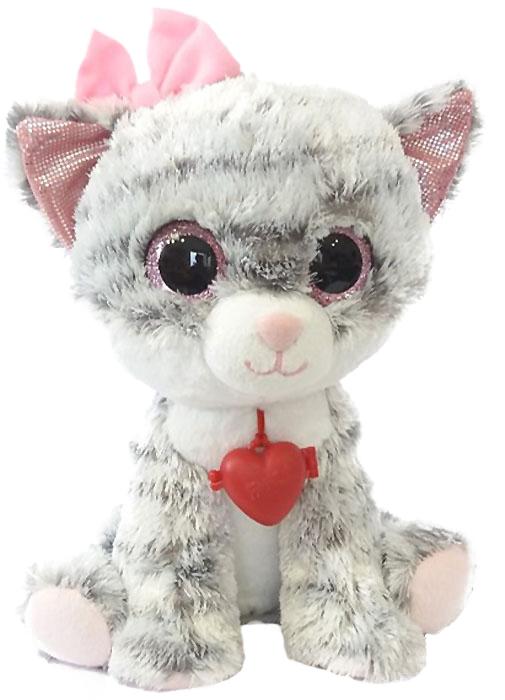 Fancy Мягкая игрушка Кошечка 24 см