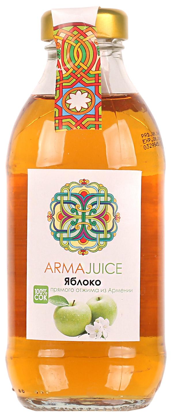 ARMAjuice сок яблочный, 0,33 л