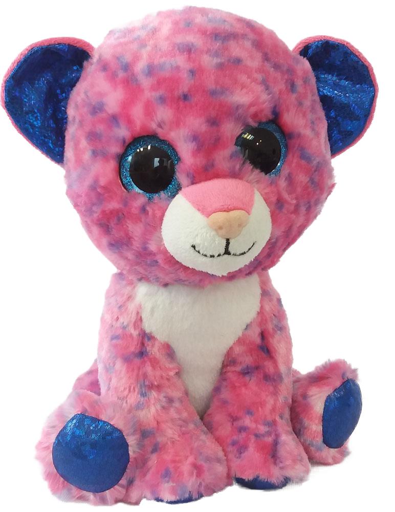 Fancy Мягкая игрушка Леопард 23 см GLP0R