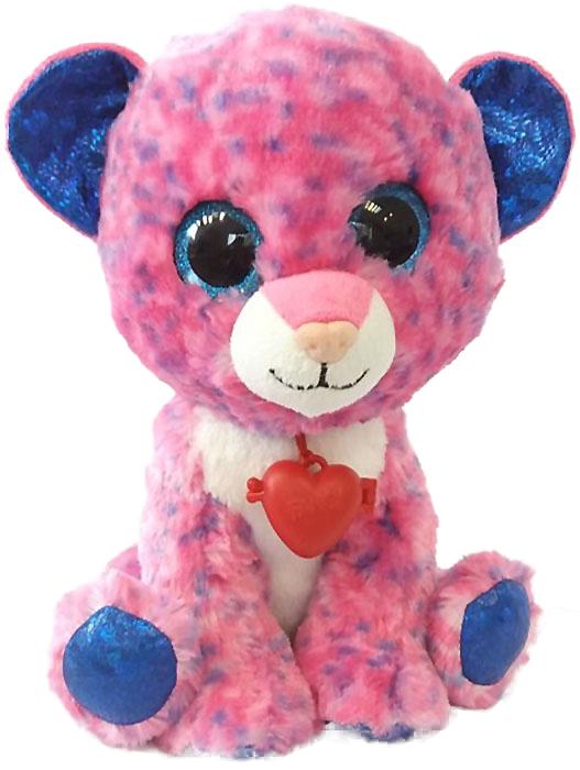 Fancy Мягкая игрушка Леопард 23 см
