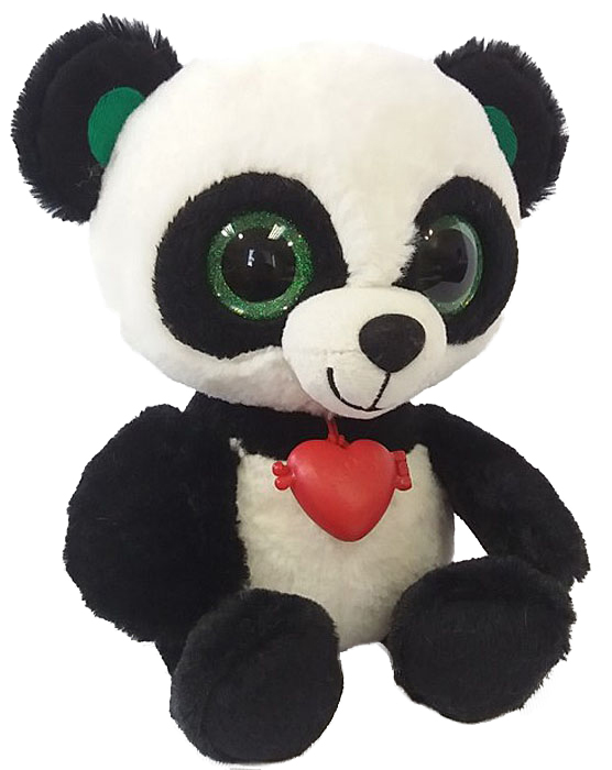 Fancy Мягкая игрушка Панда с кулоном 21 см fancy мягкая игрушка лошадь пятнистая 31 см