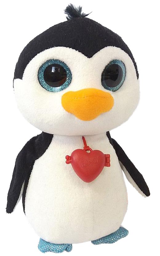 Fancy Мягкая игрушка Пингвин с кулоном 23 см цены