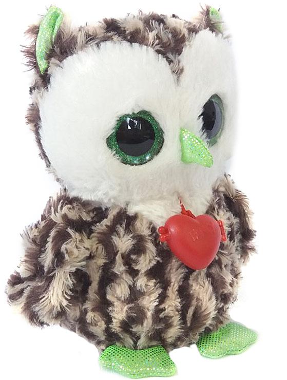 Fancy Мягкая игрушка Сова с кулоном 21 см