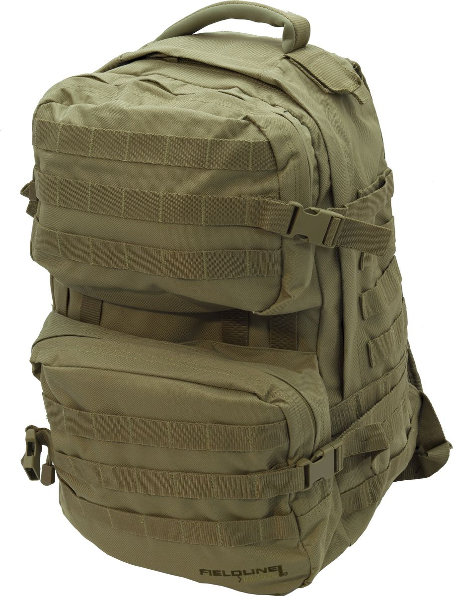 Рюкзак для охоты Fieldline Omega Ops Day Pack, цвет: оливковый