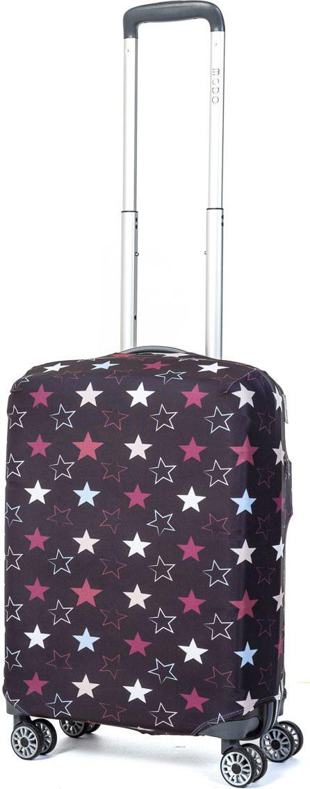 Чехол для чемодана Mettle Star, размер S (высота чемодана: 50-55 см) чехол для чемодана mettle творческо размер m высота чемодана 55 70 см