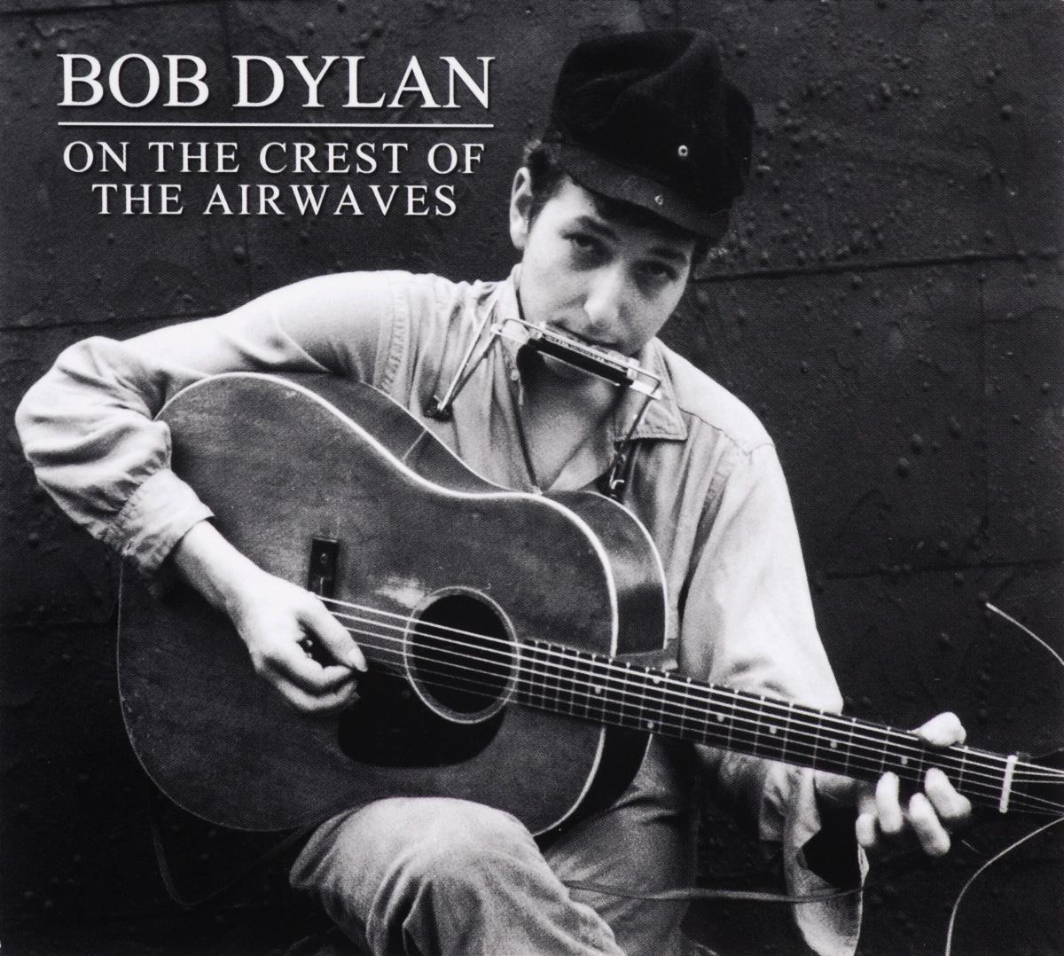 лучшая цена Боб Дилан Bob Dylan. On The Crest Of The Airwaves (4 CD)
